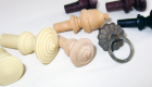 Antique restoration materials knobs