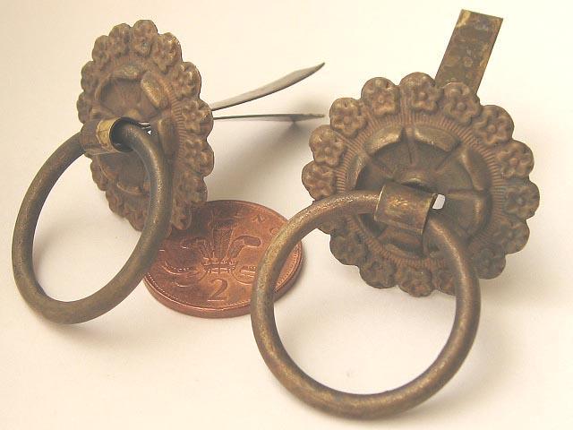 Knob caddy ring handle 1