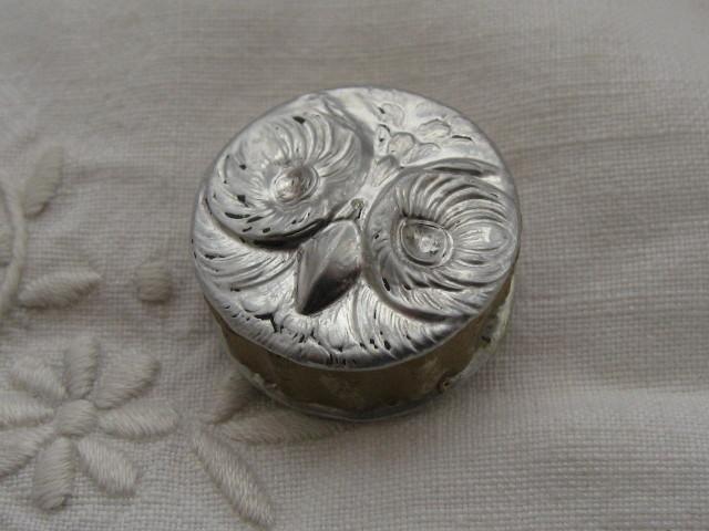 Waxers little owl