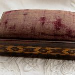 Tunbridgeware pincushion box