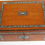 Satinwood box